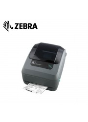 Zebra GX430t Θερμικός Εκτυπωτής Ετικετών (300 DPI, USB, Serial)