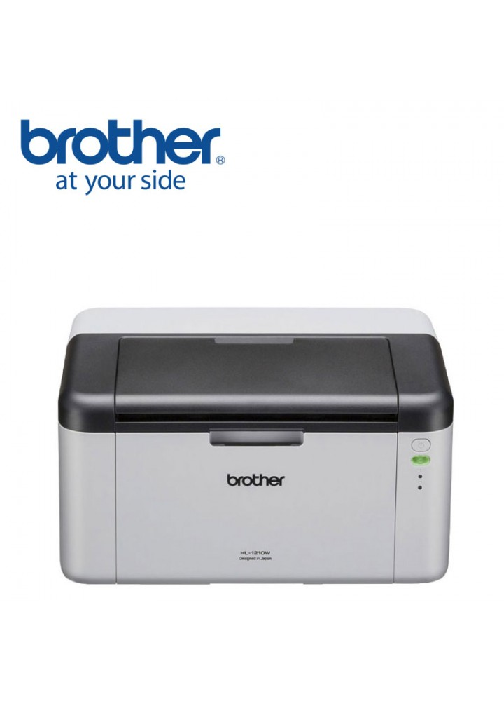 Brother HL-1210W Μονόχρωμος Laser Εκτυπωτής