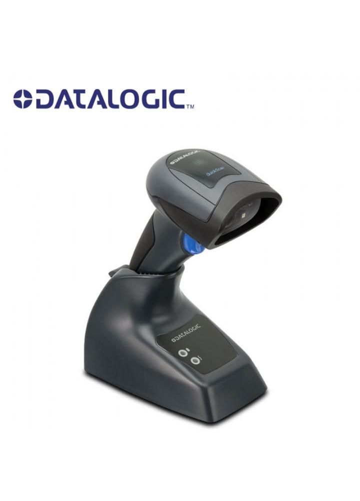 Datalogic QuickScan QM2131 Barcode Scanner, USB, Μαύρο με Βάση