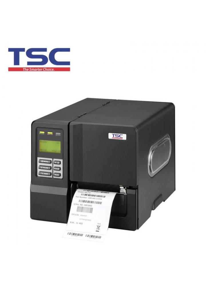 TSC ME240 Ethernet Θερμικός Εκτυπωτής Ετικετών (LCD, 203 DPI, 6 IPS, ETHERNET)