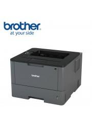 Brother HL-L5100DN Μονόχρωμος Laser Εκτυπωτής με Αυτόματη Διπλή Όψη και Δίκτυο