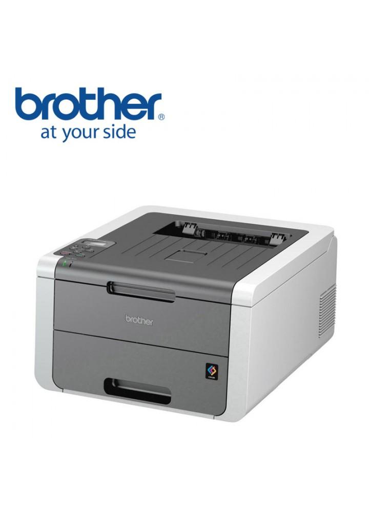 Brother HL-3140CW Έγχρωμος LED Εκτυπωτής με Wi-Fi