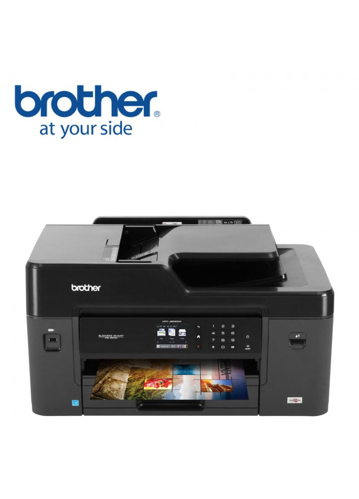 Brother MFC-J6530DW Έγχρωμο Inkjet Πολυμηχάνημα A3, με Duplex, Wi-Fi και Ethernet
