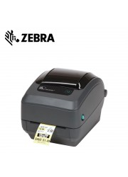 Zebra GK420t Θερμικός Εκτυπωτής Ετικετών (203 DPI, USB, Serial)