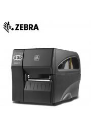 Zebra ZT220 Θερμικός Εκτυπωτής Ετικετών (203 DPI, USB, Serial)