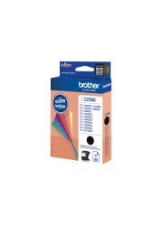Brother LC-223ΒΚ Black Ink Cartridge