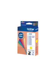 Brother LC-223Y Yellow Ink Cartridge