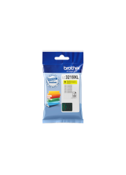 Brother LC-3219XLY Yellow Ink Cartridge