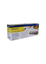 Brother TN-241Y Yellow Laser Toner