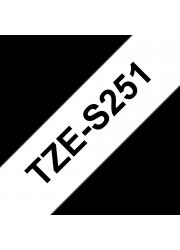 Brother TZE-S251 Ταινία Ετικετογράφου