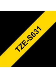 Brother TZE-S631 Ταινία Ετικετογράφου