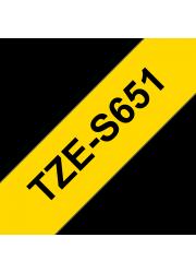 Brother TZE-S651 Ταινία Ετικετογράφου
