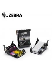 Μαύρη Μελανοταινία για Zebra ZXP1 Εκτυπωτές Πλαστικών Καρτών (1000 όψεις)