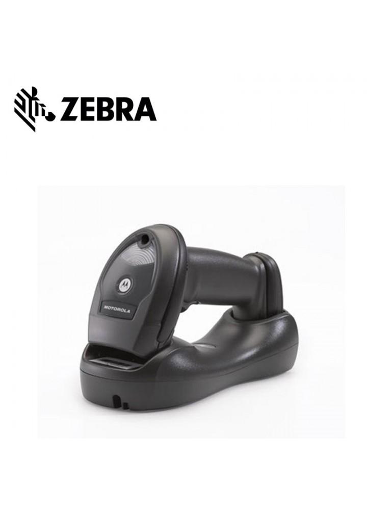 Zebra LI4278 Barcode Scanner Black USB Kit