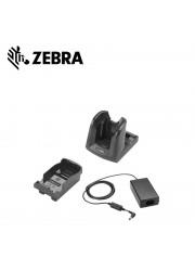 Zebra MC32 Single Slot Cradle Kit (INTL, Serial, USB)