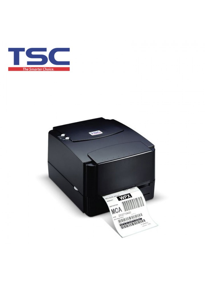 TSC TTP-244 Pro Θερμικός Εκτυπωτής Ετικετών (203 DPI, USB, RS232)