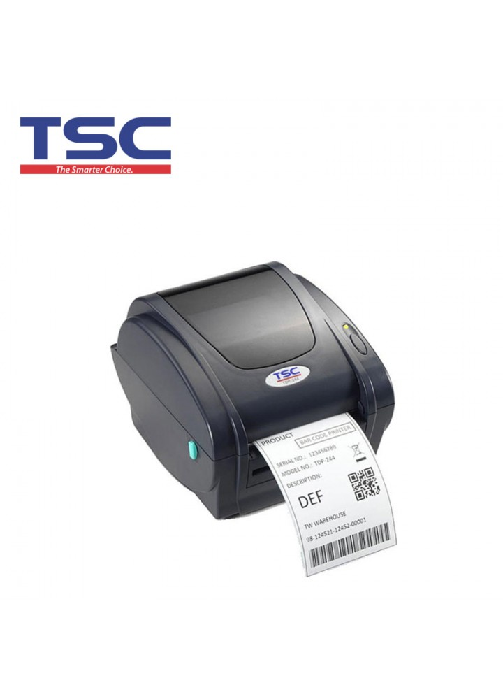 TSC TDP-244 USB Θερμικός Εκτυπωτής Ετικετών