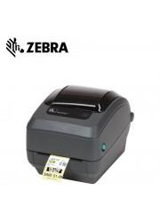 Zebra GK420t Ethernet Θερμικός Εκτυπωτής Ετικετών (203 DPI, USB, Serial, Ethernet)
