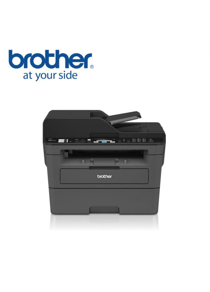 Brother MFC-L2710DW Μονόχρωμο Laser Πολυμηχάνημα, 4 σε 1, με Wi-Fi, Ethernet και Fax